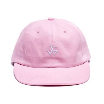 Call Me 917 Legs Polo Cap ピンク キャップ Nine One Seven