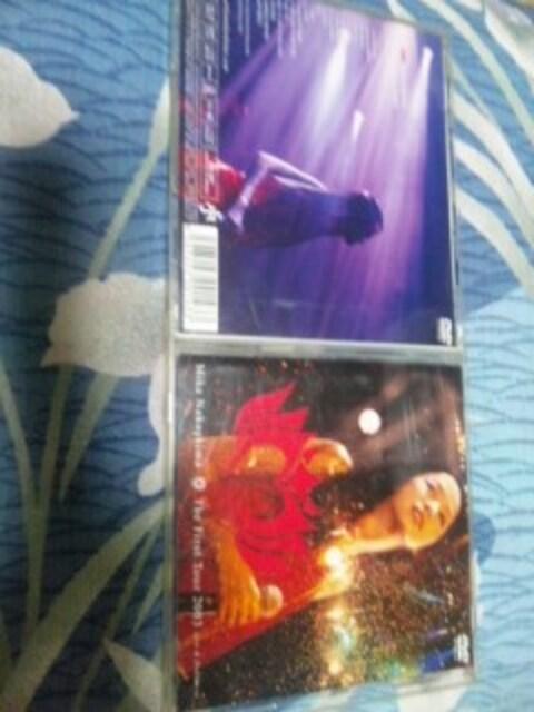 《中島美嘉/ザファーストツアー2003・ライブ&ドキュメント》【ライブDVD】 < タレントグッズの