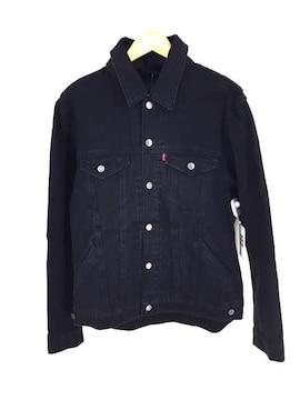 Levis(リーバイス)ブラックデニムジャケットデニムジャケット