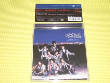 DVD★即決★AcQuA EP★SENSE 禊 MISOGI★17分★国内正規品