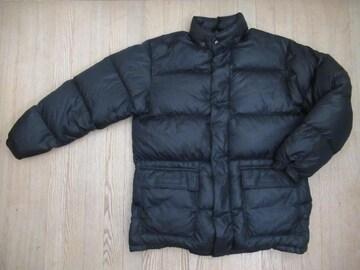 良品★Adom at Rope★ダウン80%,500g超/黒/L-2L