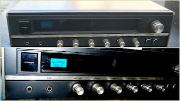 ONKYO Y200 FM.AM ビンテージ レシーバー 動作確認済