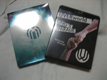 UVERworld Blu-ray LAST TOUR FINAL/KING'S PARADE 2個セット