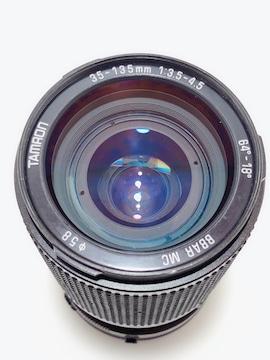 Z159 TAMRON タムロン 35-135mm 1:3.5-4.5 マクロ BBAR MC