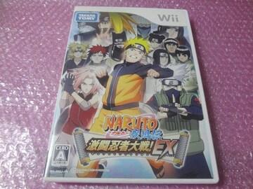 Wii ナルト EX