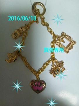 2009年お茶会風ブレスレット◆甘ロリ/姫系◆タグ付即決