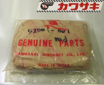 川崎 J1L J1TR-L D1 G1L オイルタンク 赤 絶版新品