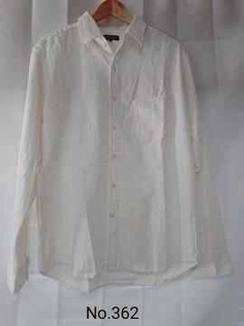 No.362 送料込 未使用 メンズシャツ LL