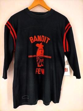 WTAPS(ダブルタップス)BANDITメッシュカットソークルーネックTシャツ