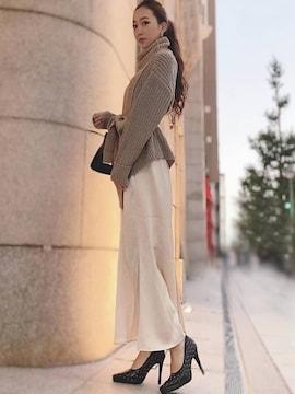 ☆RESSEXY/ヴィンテージマーメイドサテンスカート☆