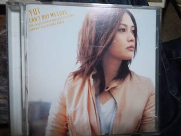YUI CD「CAN'T BUY MY LOVE」通常版