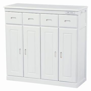 キッチンカウンター(ホワイト) MUD-6134WH