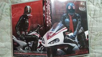 仮面ライダー THE FIRST 2枚組DVD
