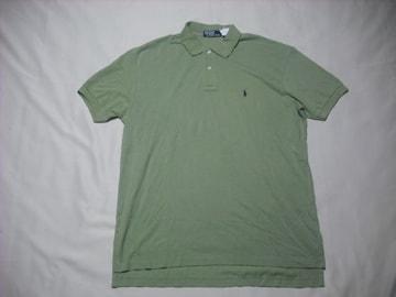 07 男 POLO RALPH LAUREN ラルフローレン 半袖ポロシャツ XL