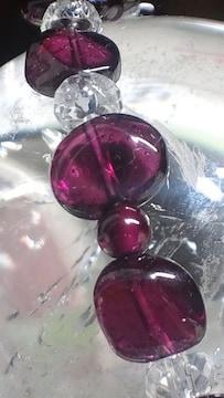 宝石質★薔薇色の実り★ロードライトガーネット★スリランカ