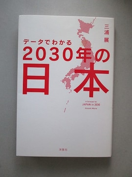 データでわかる 2030年の日本 三浦展 洋泉社 データ