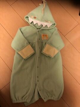 新品ベビーロンパース着ぐるみ恐竜