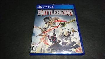 PS4 バトルボーン / オンライン専用