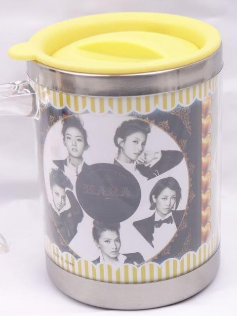 KARA ステンレス マグカップ YLA < タレントグッズの