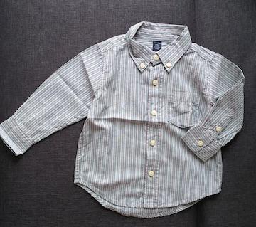 90★baby GAP★ストライプシャツ★美品