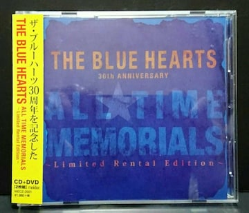 THE BLUE HEARTS 30th ANNIVERSARY ALL☆TIME MEMORIALS RENTAL