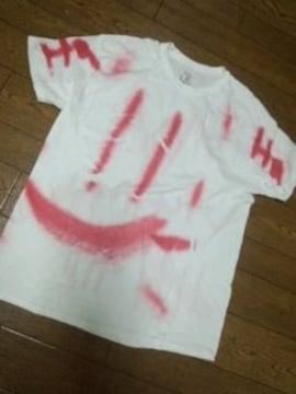 ヘインズ デザインペイントTシャツ