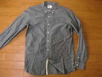 AG エージー シャンブレーシャツ USA−XS