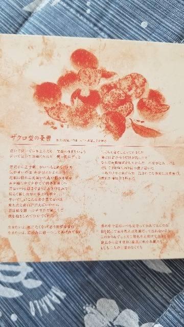 ガゼット「ザクロ型の憂鬱」 CD+DVD  the GazettE < タレントグッズの