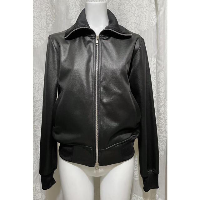 ランダムRandom ブルゾン 黒 < 女性ファッションの