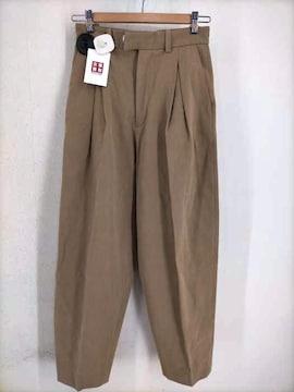TODAYFUL(トゥデイフル)20AW Cotton Boxtuck Pantsスラックスパンツ