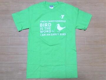 即決!USA古着●鮮やかロゴデザイン半袖Tシャツ!ヴィンテージ