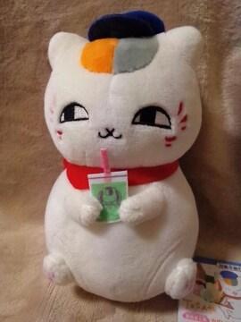 ■夏目友人帳■カバンに付けられるぬいぐるみ〜ニャンコ先生クレープ〜■