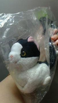 新品★『にゃんこでマッサージ』しっぽでコリグリグリおして猫