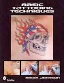 刺青Basic Tattooing Techniques【タトゥー】