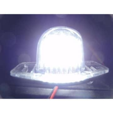 ホンダ クリアレンズ・ストリーム RN1~9・専用設計LEDナンバー灯