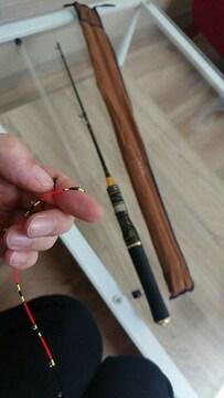 110センチ 筏竿 トラベルロッド