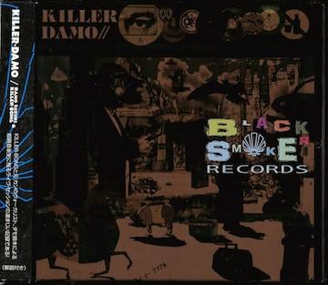 KILLER-DAMO/Damo Suzuki & KILLER-BONG