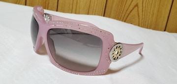 正規 ブルガリ B-zeroロゴ×トンドサン ゴシック ラグジュアリーサングラス 黒×ピンク