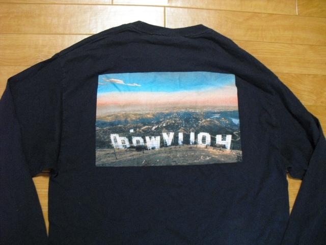 PACSUN パクサン x チャンピオン ロング Tシャツ L < ブランドの