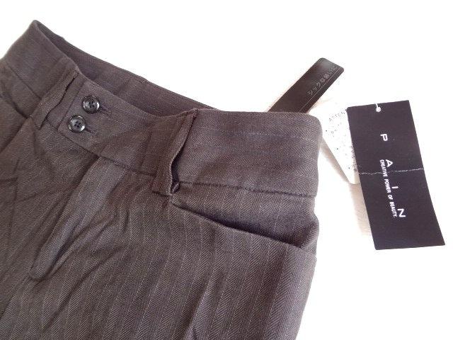 新品 PAIN ハーフパンツ 64-91 Mサイズ レディース < 女性ファッションの