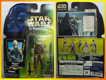 新品 starwars スターウォーズ DENGAR デンガー おもちゃ