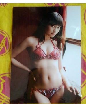 ☆美少女 桃月なしこ写真こスリーブ入りL版高画質非売品
