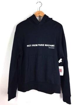 DROLE DE MONSIEUR(ドロールドムッシュ)NFPM Slogan プルオーバーパーカープルオー