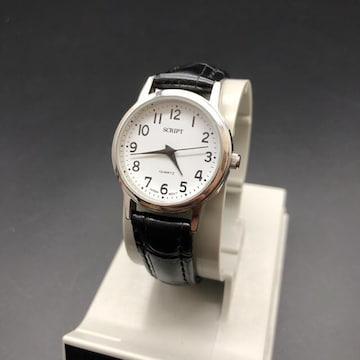 即決 SCRIPT J-AXIS 腕時計