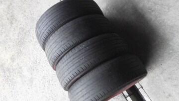 �D軽carの一時履き等に2010年製 ポテンザRE030 165/55R14