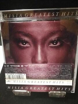 MISIA GREATEST HIT 曲目画像掲載 送料無料