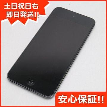 ●安心保証●美品●iPod touch 第6世代 16GB スペースグレイ