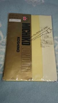 ミチコロンドン・新品・未使用ストッキング