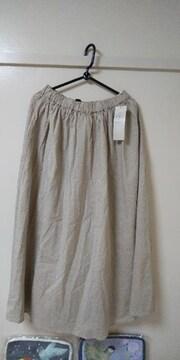 サマンサモスモス♪柄アソートギャザースカート未使用品