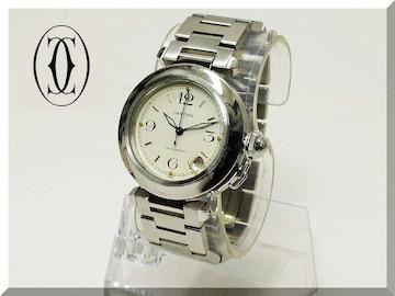 カルティエ パシャ35mm ボーイズ腕時計 オートマチック